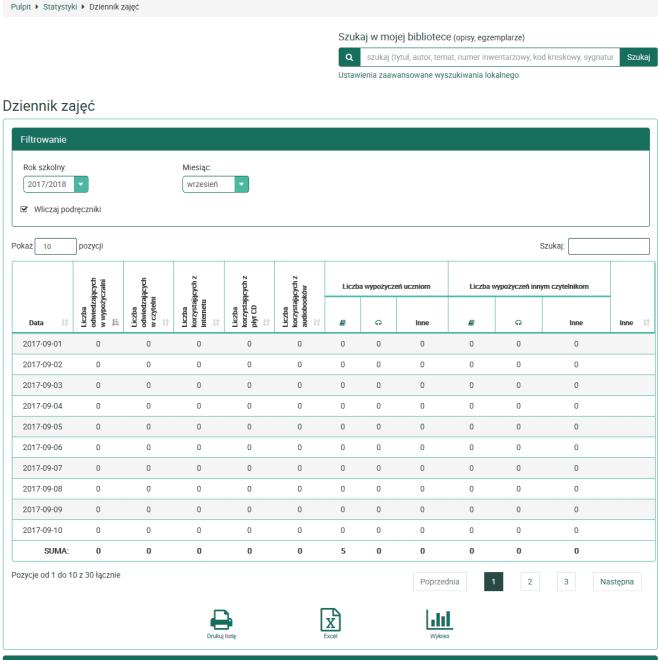 Screenshot-2017-10-31 Dziennik zajęć - e-Biblio