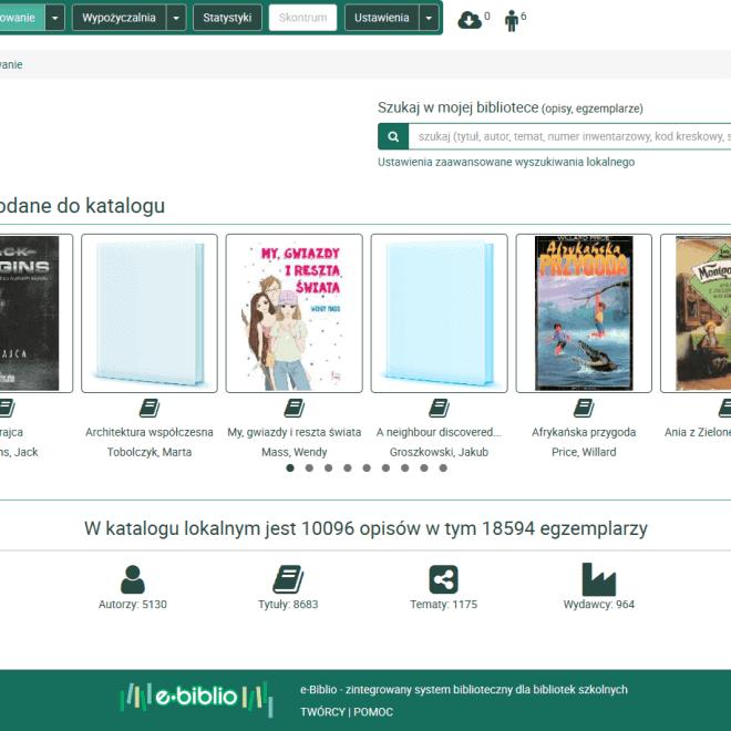 Screenshot-2017-10-31 Ostatnio dodane do katalogu - e-Biblio